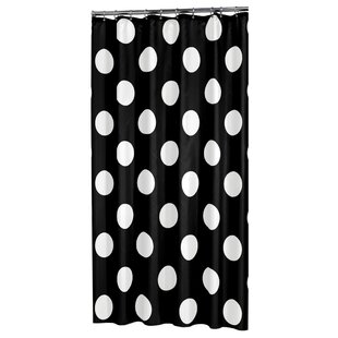 Polka Single Shower Curtain