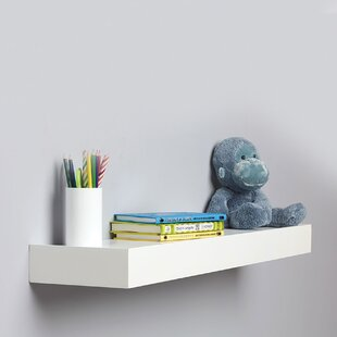 Erazo Wall Mounted Decorative Floating Shelf