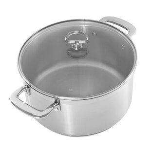 Induction 21 Steel™ Round Casserole
