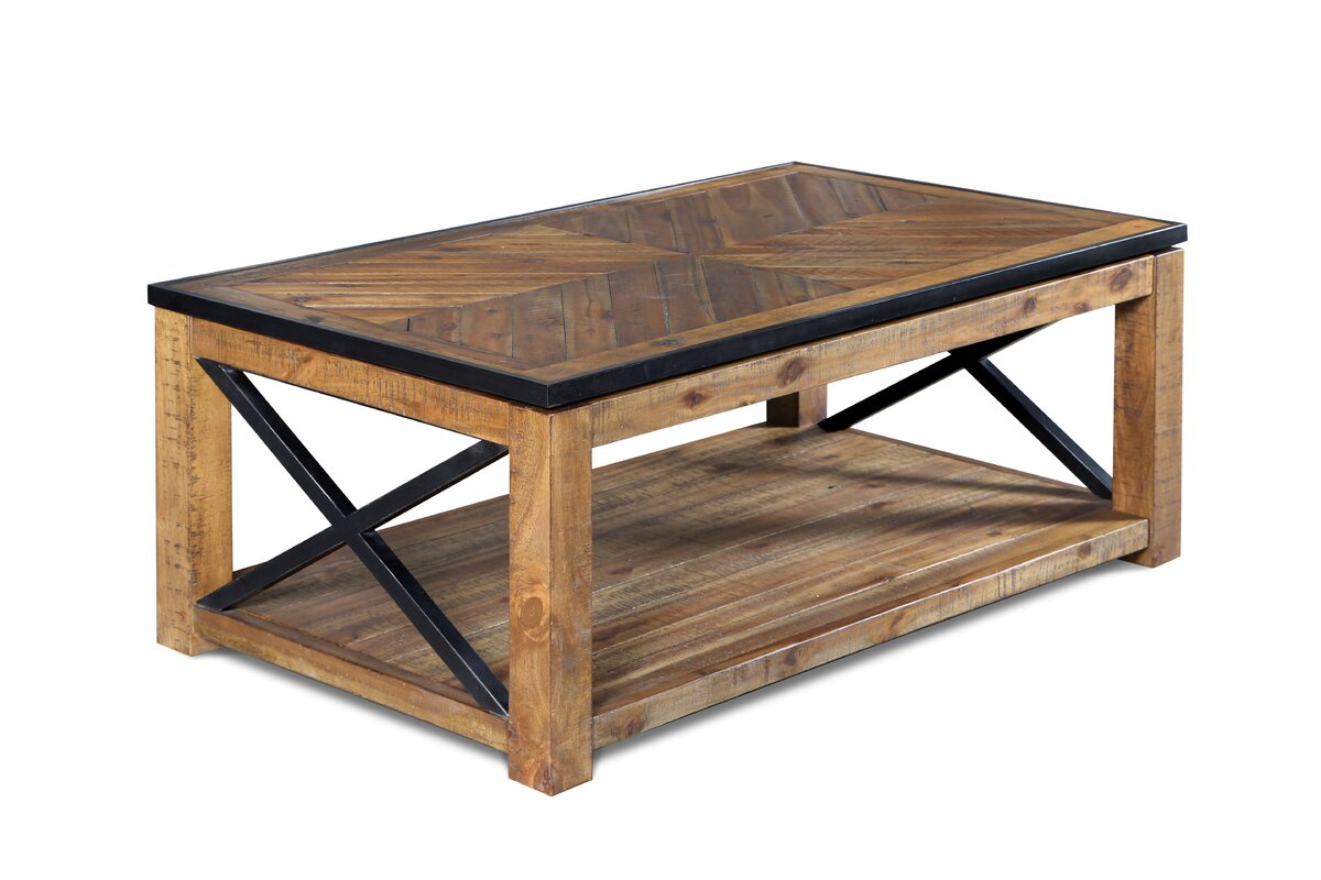 Kawaikini Coffee Table with Lift Top
