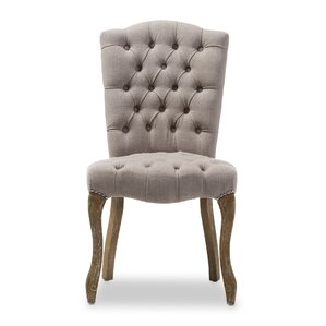 Baxton Studio Geronimo Side Chair by Wholesale Interiors