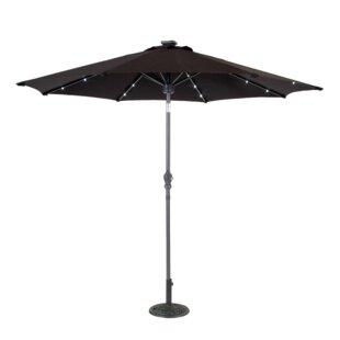 Armrong 2.7m Traditional Parasol By Freeport Park