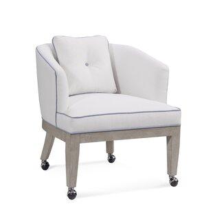 Dresden Barrel Chair by Braxton Culler