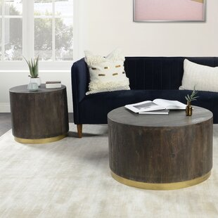 Foundry Select Almodovar 2 Piece Coffee table Set