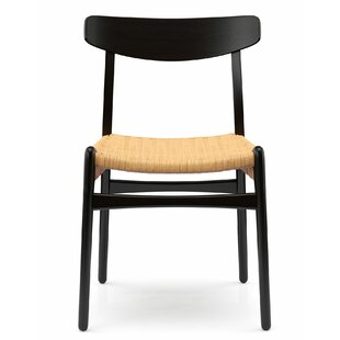 Berke Woven Dining Chair by Langley Street