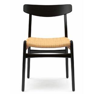 Berke Woven Dining Chair by Langley Street