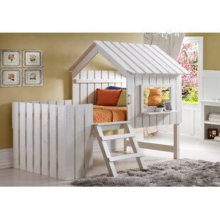 Wasserhund Twin Low Loft Bed