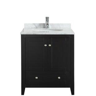 Hutcherson 30 Single Bathroom Vanity Set by Alcott Hill