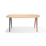 Star Ash Dining Table by sohoConcept