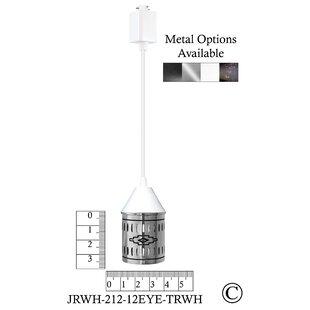 Jezebel Gallery Illuminart God's Eye 1-Light Drum Pendant