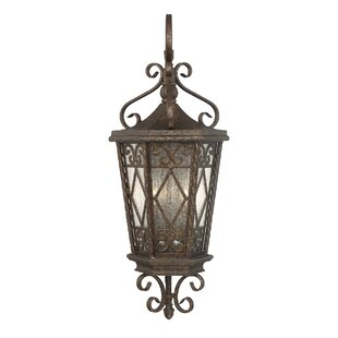 Read Reviews Bessler 3-Light Outdoor Wall lantern By Fleur De Lis Living