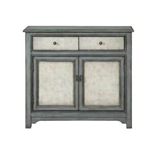 Fullilove 2 Door 2 Drawer Accent Cabinet by Highland Dunes