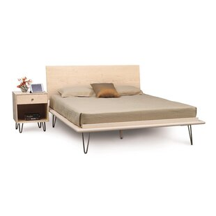 Copeland Furniture Canvas Platform Bed