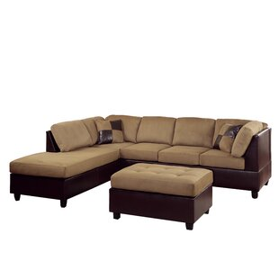 Brookdale Reversible Sectional