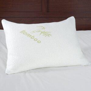 Rayon Memory Foam Standard Pillow by Alwyn Home