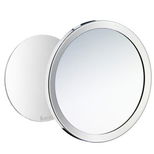 Magnetic Shave/Makeup Accent Mirror Smedbo