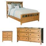 Fresno Platform Configurable Bedroom Set by Loon Peak