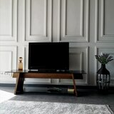 Nieman Solid Wood TV Stand for TVs up to 70 by Ivy Bronx