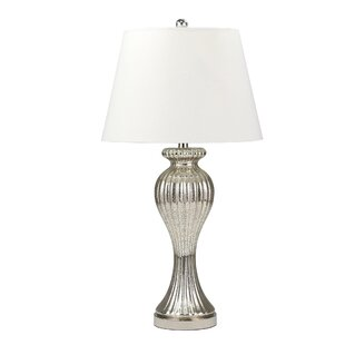 Zayd Glass 32 Table Lamp