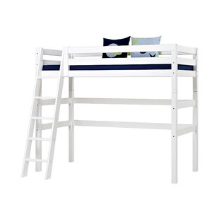 Premium European Single High Sleeper Bed By Hoppekids