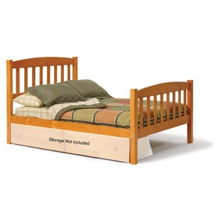 Mission Slat Bed
