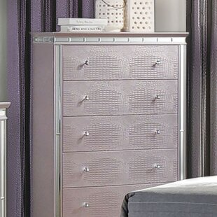 Find Askerby 5 Drawer Chest by House of Hampton