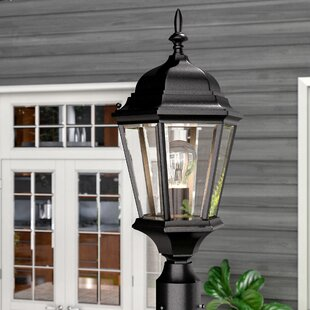 Allmon Outdoor 1-Light Lantern Head