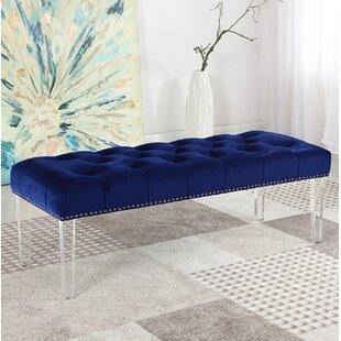 Charming Small Living Room Bench | Wayfair