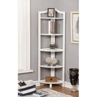 Mckissick Corner Bookcase