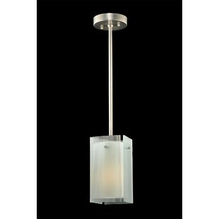 Metro Reeded Quadrato 1-Light ..