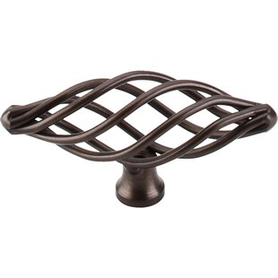 Normandy Oval Twist Birdcage Knob by Top Knobs #1