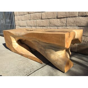 Keyshawn Tamarind Coffee Table by Foundry Select