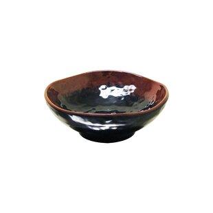Herman 7 oz. Melamine Wave Rice Bowl (Set of 12)