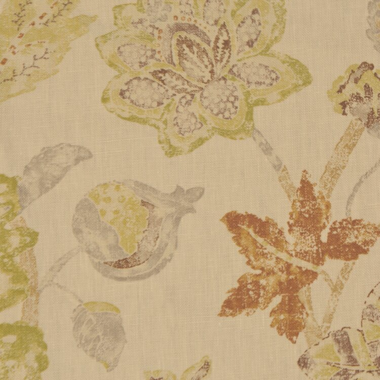 Rm Coco Floral And Foliage Fabric Wayfair