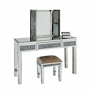 Phelan Dressing Table With Mirror By Willa Arlo Interiors