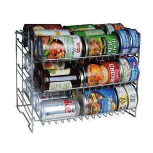 Rebrilliant Three Shelf Can Organizer