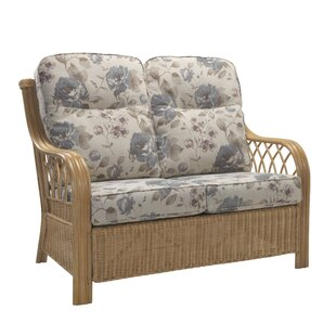 Mercedes Conservatory Loveseat By Beachcrest Home