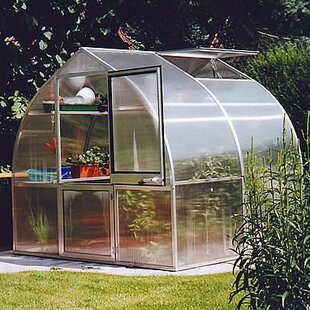 Hoklartherm Riga Iis 7.67 Ft. W x 7 Ft. D Greenhouse