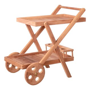 Aira Serving Cart By Sol 72 Outdoor