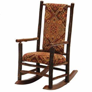Fireside Lodge Hickory Rocking Chair