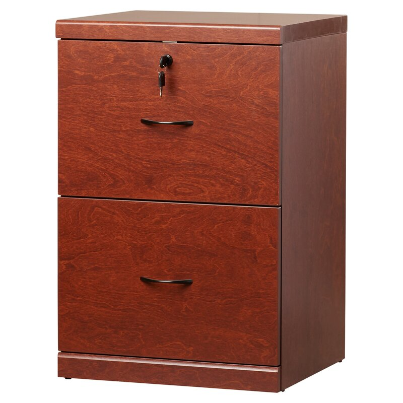 Berkhead 2 Drawer File Cabinet