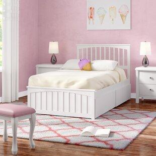Viv + Rae Rhonda Platform Bed with Drawers