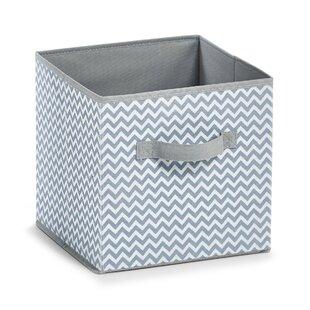 Fabric Storage Bin By Zeller
