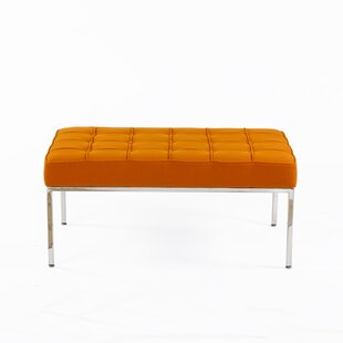 Engen Upholstered Bedroom Bench by Orren Ellis