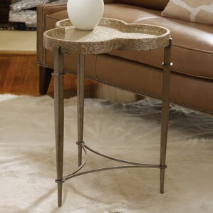 Melange Clover End Table by Hooker Furniture