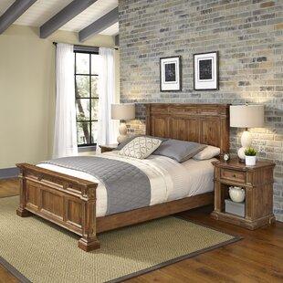 Darby Home Co Landisville King Platform 3 Piece Bedroom Set