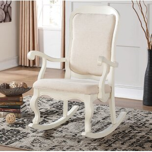 Everett Rocking Chair by Ophelia & Co.