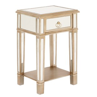 Christie 1 Drawer Nightstand by Urban Designs