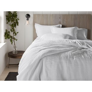 Organic Relaxed Reversible Duvet Cover