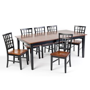 Espy 7 Piece Extendable Dining Set by Dar..